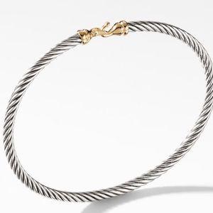 David Yurman buckle bracelet! 💕